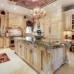 Luxurious French Kitchen Styles